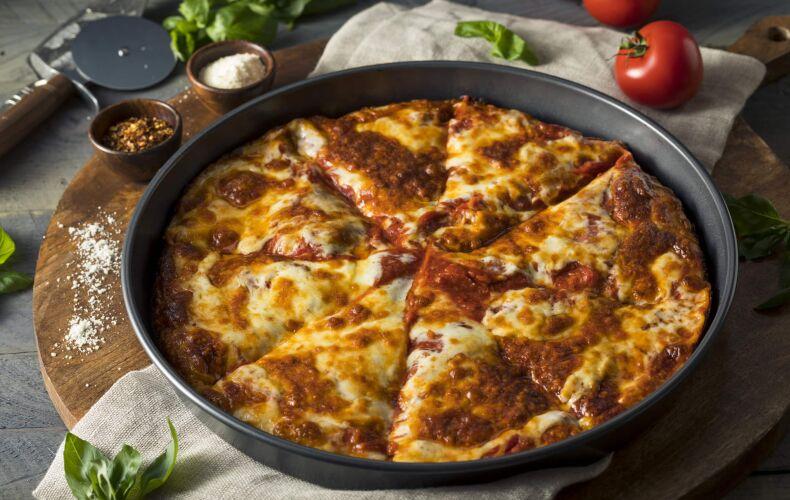 Ricetta Pizza Alta E Soffice In Teglia