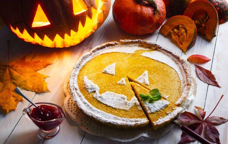 Ricetta Pumpkin Pie Torta Zucca Di Halloween