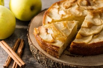 Ricetta Torta Con Mele E Yogurt Senza Burro
