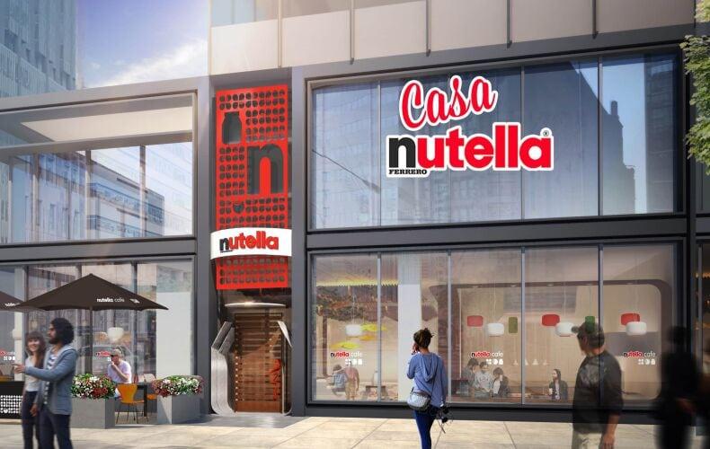 Casa Nutella Cafe