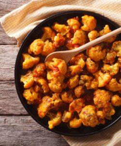 Ricetta Cavolfiore Al Curry G