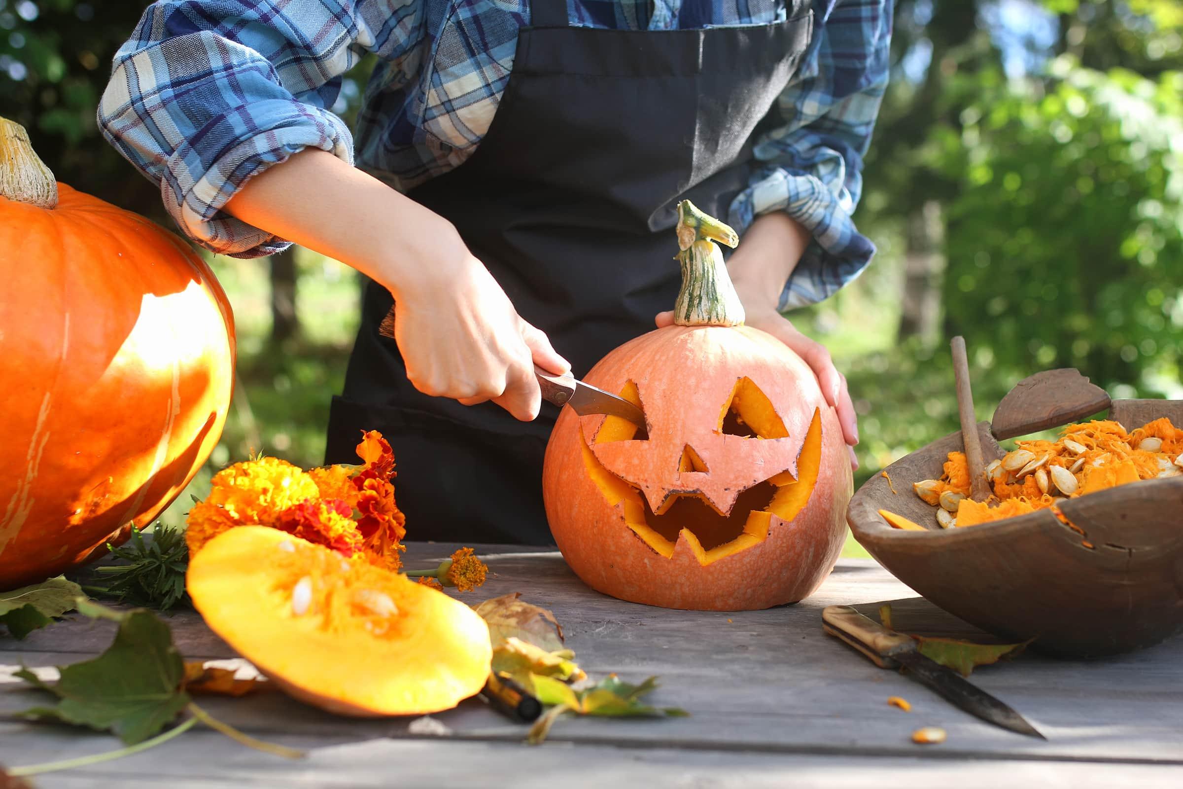 Come Intagliare Zucca Per Halloween