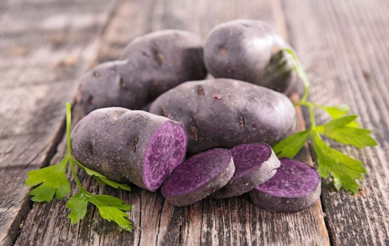 Come Scegliere Le Patate Giuste In Base Alla Preparazione Patate Viola