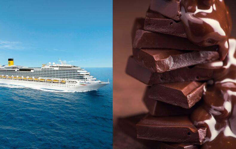 Costa Crociere Cioccolato Chococruise