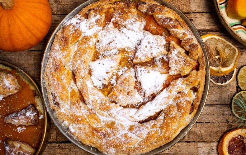 Ricetta Crostata Rustica Alla Zucca