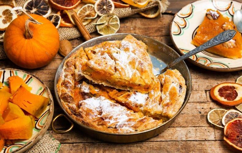 Ricetta Crostata Rustica Di Zucca