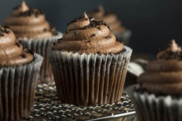 Ricetta Cupcake Al Caffe E Cioccolato