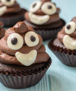 Ricetta Cupcake Emoji Pupu