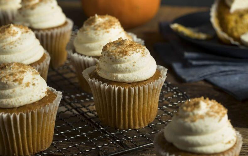 Ricetta Cupcakes Alla Zucca