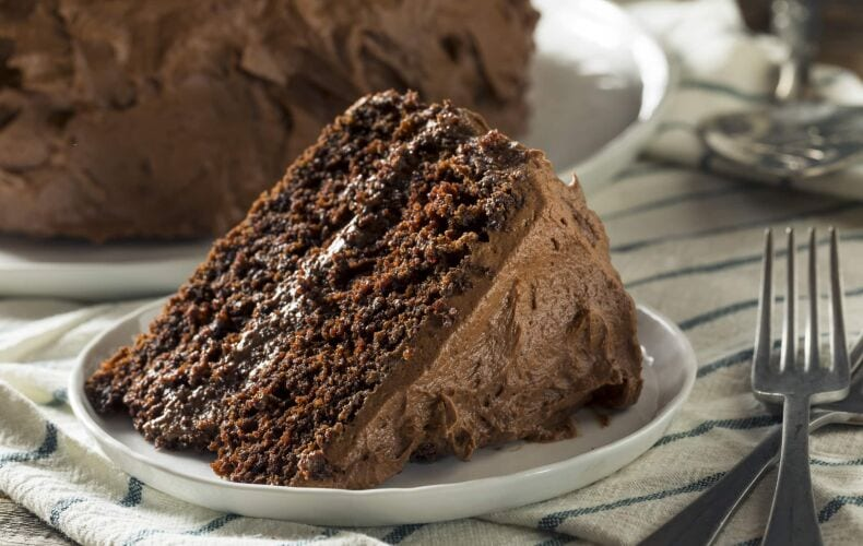 Ricetta Devils Food Cake