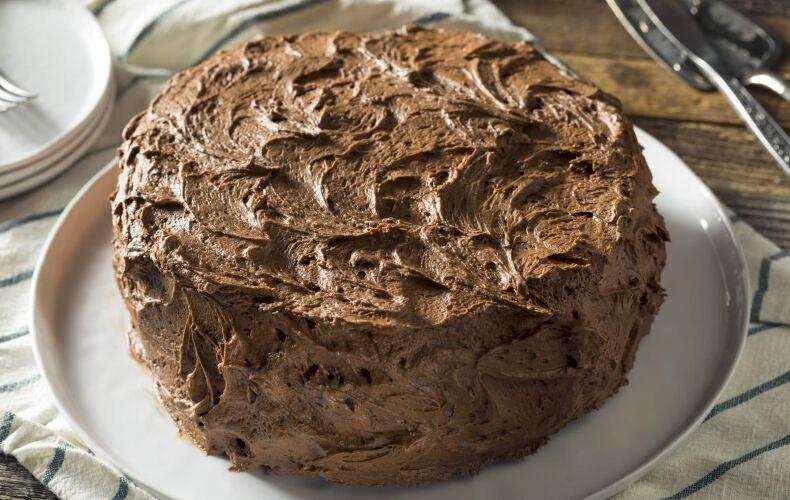 Ricetta Devils Food Cake Al Cioccolato