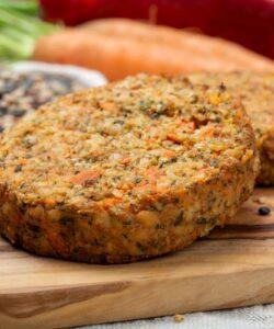 Ricetta Hamburger Di Lenticchie