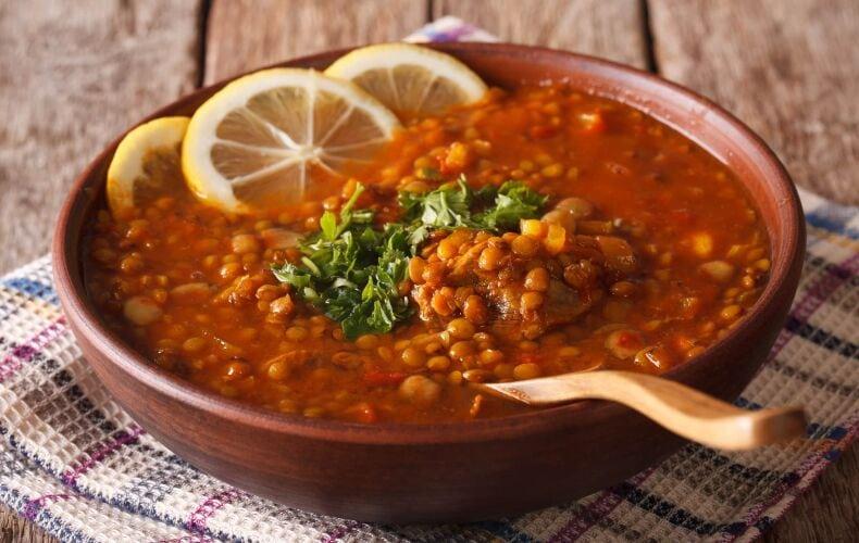 Ricetta Harira Zuppa