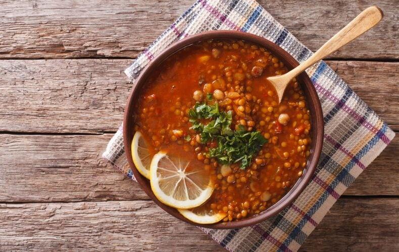 Ricetta Harira Zuppa Marocchina