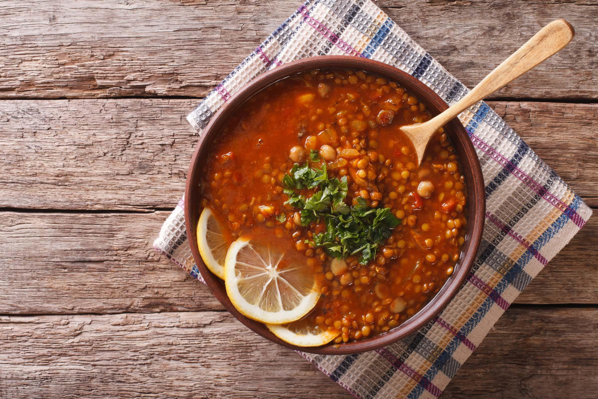Ricetta Harira, Zuppa Marocchina - Il Club delle Ricette