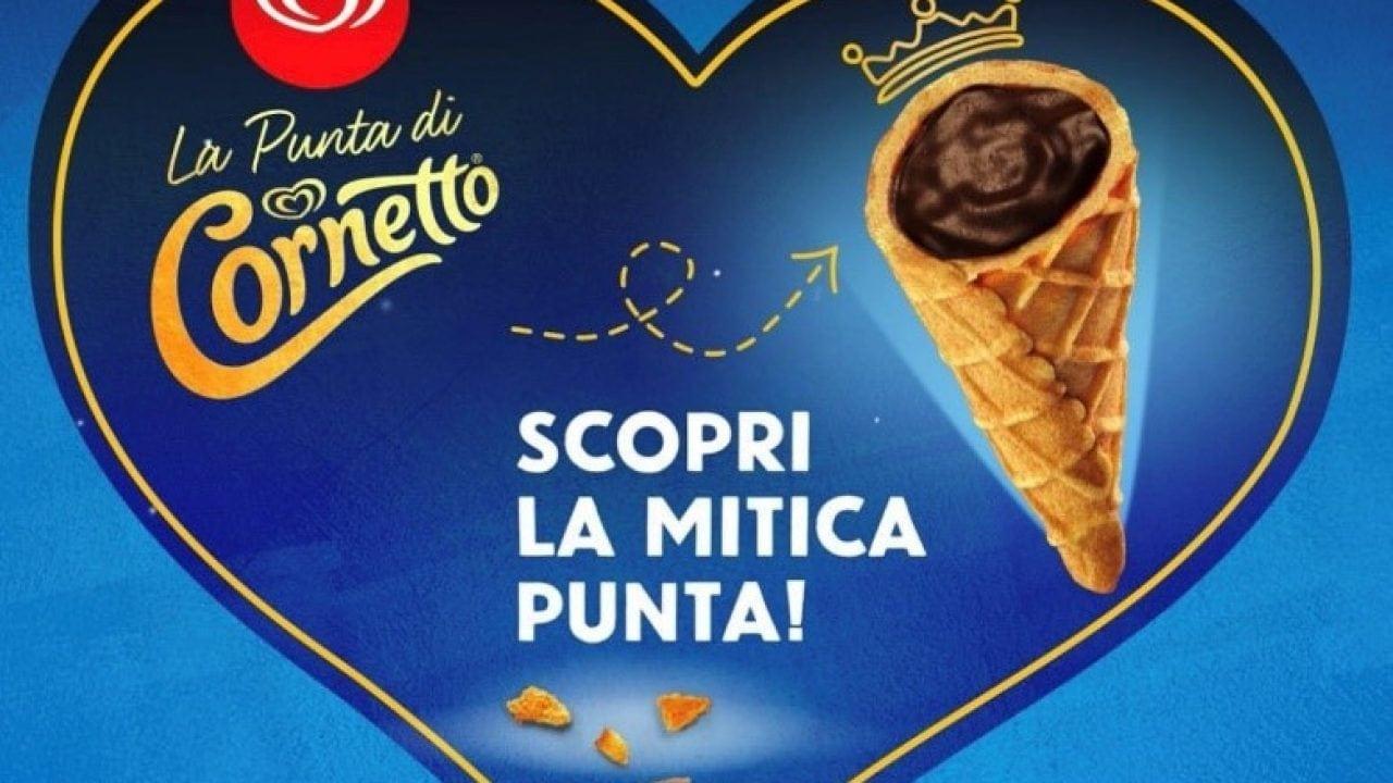 La Punta Del Cornetto Algida Diventa Uno Snack