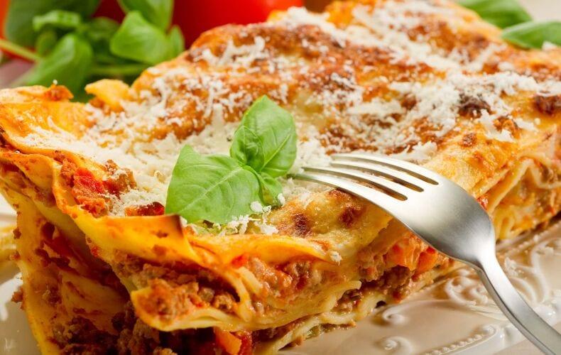 Ricetta Lasagne Al Ragu Di Soia