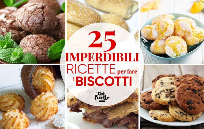 Migliori Ricette Biscotti