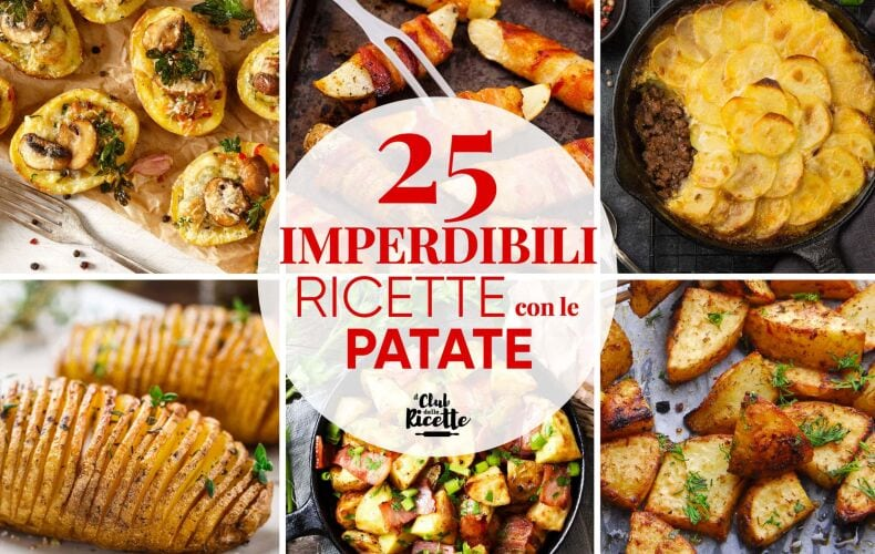 Migliori Ricette Con Patate