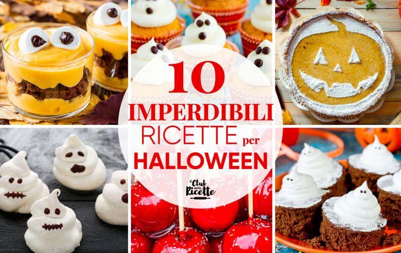 Migliori Ricette Halloween