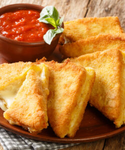 Ricetta Mozzarella In Carrozza