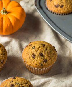 Ricetta Muffin Di Zucca Al Cioccolato