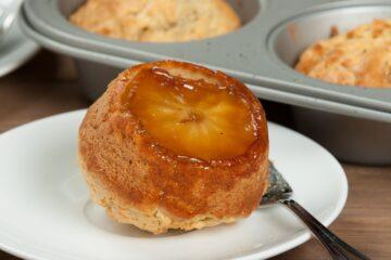 Ricetta Muffin Upside Down Alle Mele