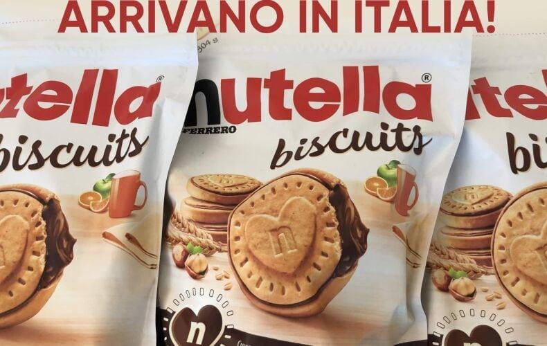 Nutella Biscuits Italia