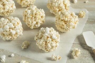Ricetta Palline Di Pop Corn