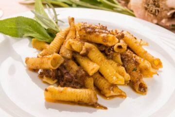 Ricetta Pasta Al Brasato