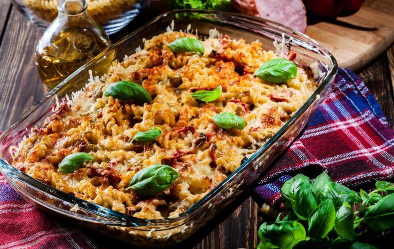 Ricetta Pasta Al Forno Con Zucchine E Ragu Di Salsiccia