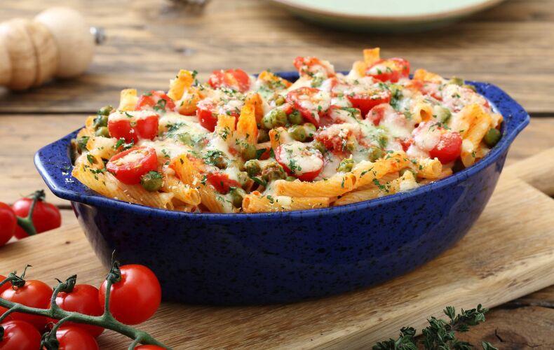 Ricetta Pasta Al Forno Vegetariana