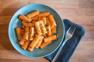 Ricetta Pasta Al Sugo Di Pomodoro E Panna