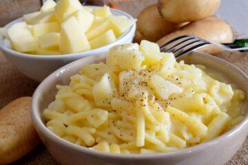 Ricetta Pasta E Patate Alla Napoletana