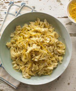 Ricetta Pasta Philadelphia E Limone