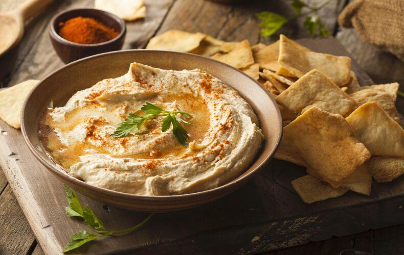 Ricetta Ricetta Hummus