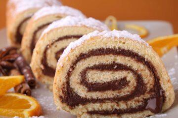 Ricetta Rotolo Alla Nutella Senza Glutine