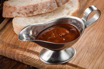 Ricetta Salsa Bruna