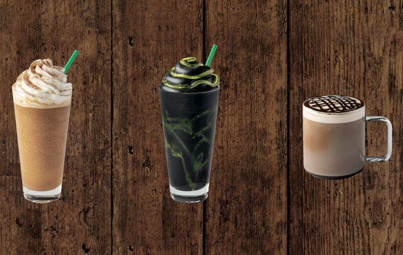 Starbucks Bevande Autunno 2019