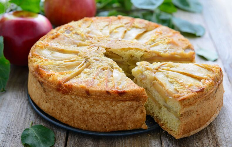 Ricetta Torta Melarancia