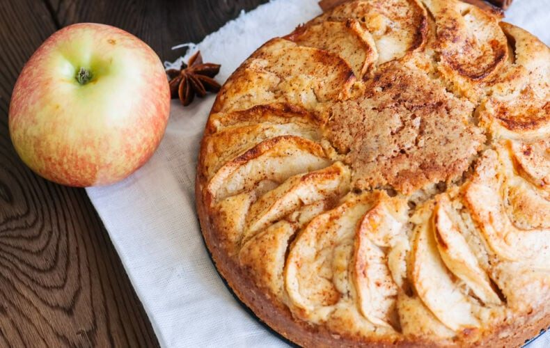 Ricetta Torta Mele Senza Glutine
