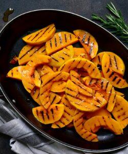 Ricetta Zucca Grigliata