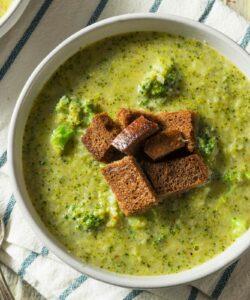 Ricetta Zuppa Di Broccoli