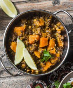 Ricetta Zuppa Di Lenticchie Zucca E Curry