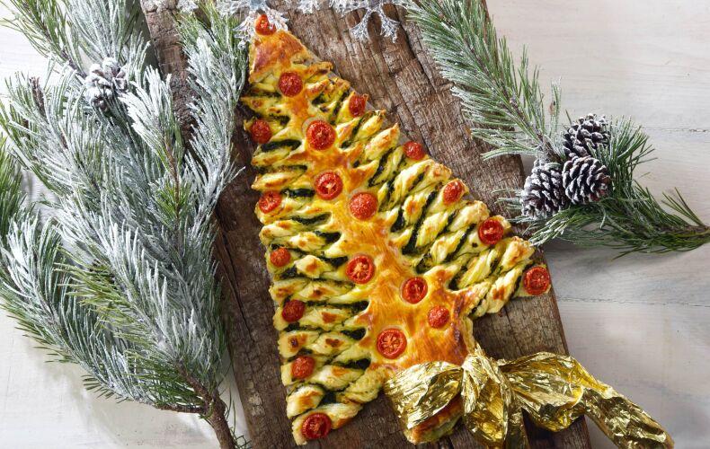 Ricetta Albero Di Natale Di Sfoglia