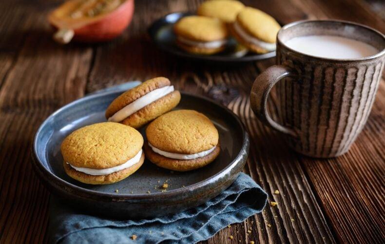 Biscotti Alla Zucca E Crema