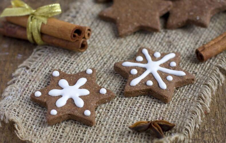 Biscotti Di Natale Al Cacao Da Decorare