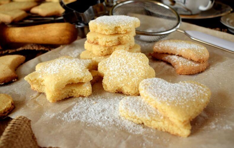 Ricetta Biscotti Frollini Fatti In Casa