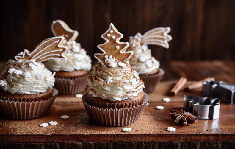 Ricetta Cupcake Pan Di Zenzero