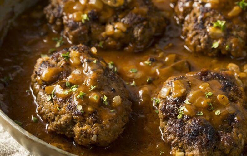 Ricetta Hamburger Con I Funghi